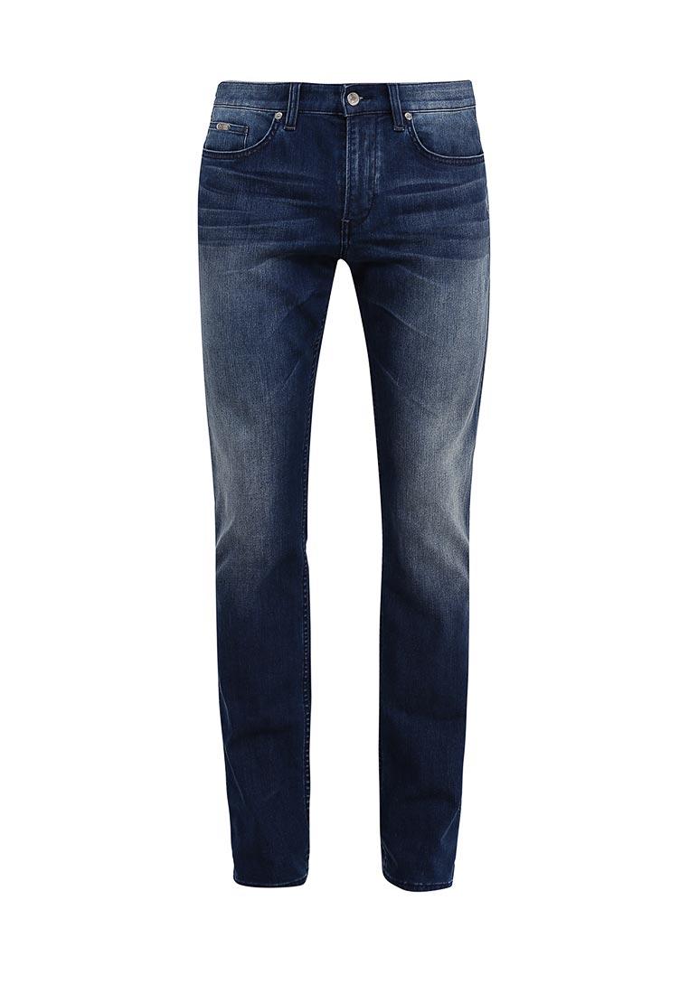 Мужские прямые джинсы Boss Green 50369147
