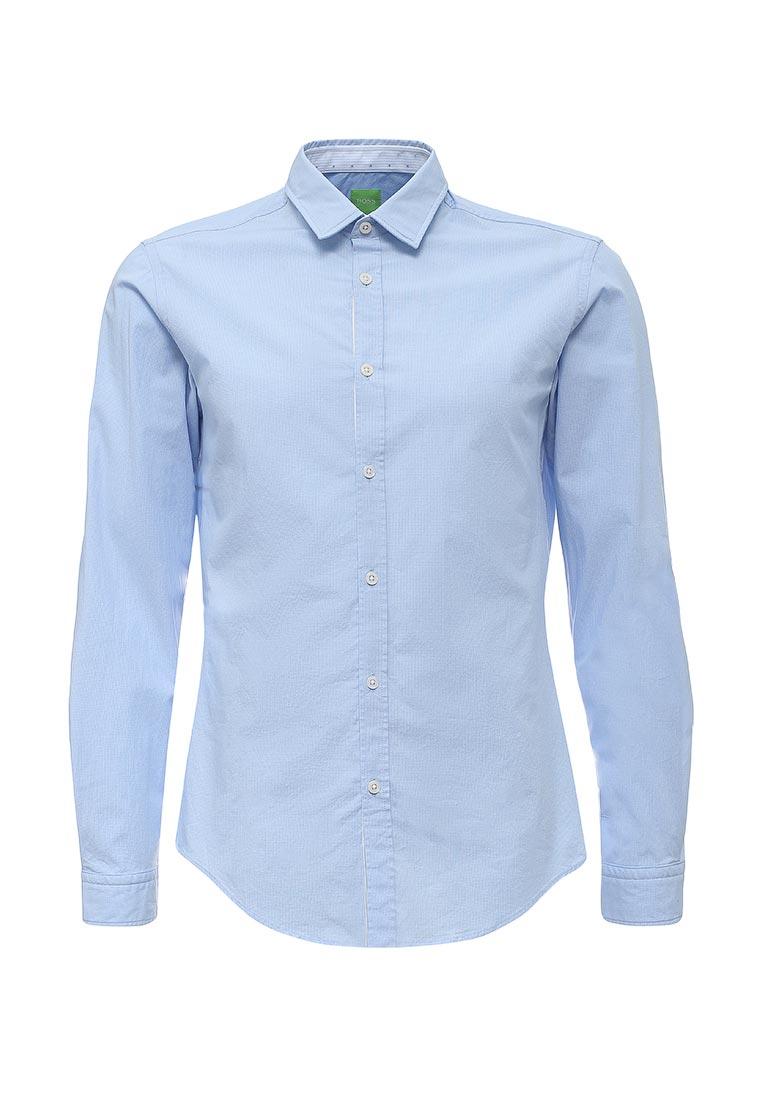 Рубашка с длинным рукавом Boss Green 50369823