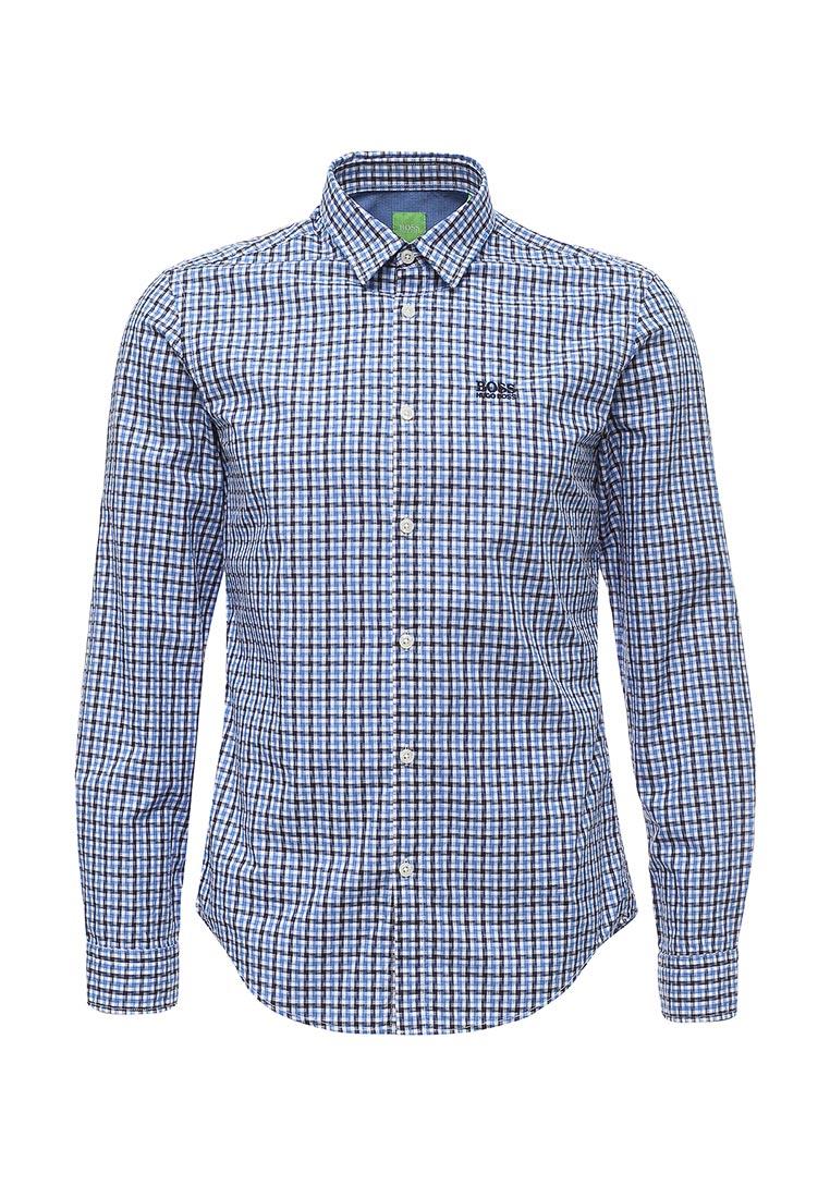 Рубашка с длинным рукавом Boss Green 50369738
