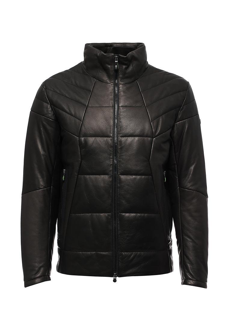 Кожаная куртка Boss Green 50372583