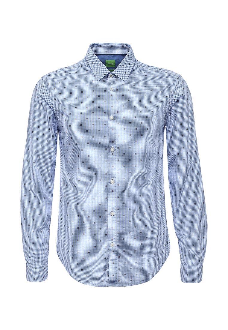 Рубашка с длинным рукавом Boss Green 50373236
