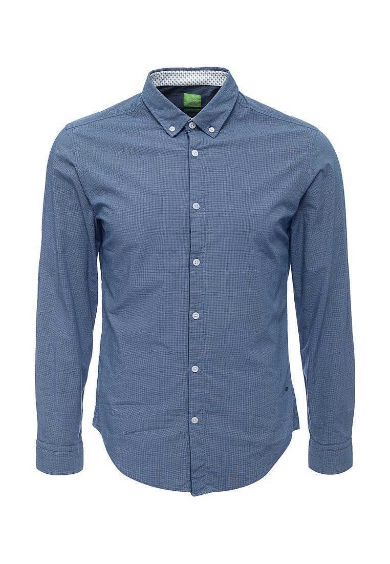 Рубашка с длинным рукавом Boss Green 50373541