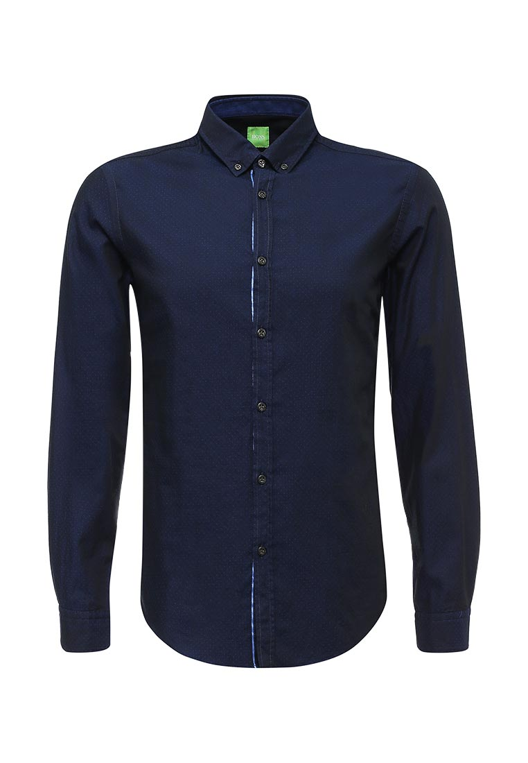Рубашка с длинным рукавом Boss Green 50373484
