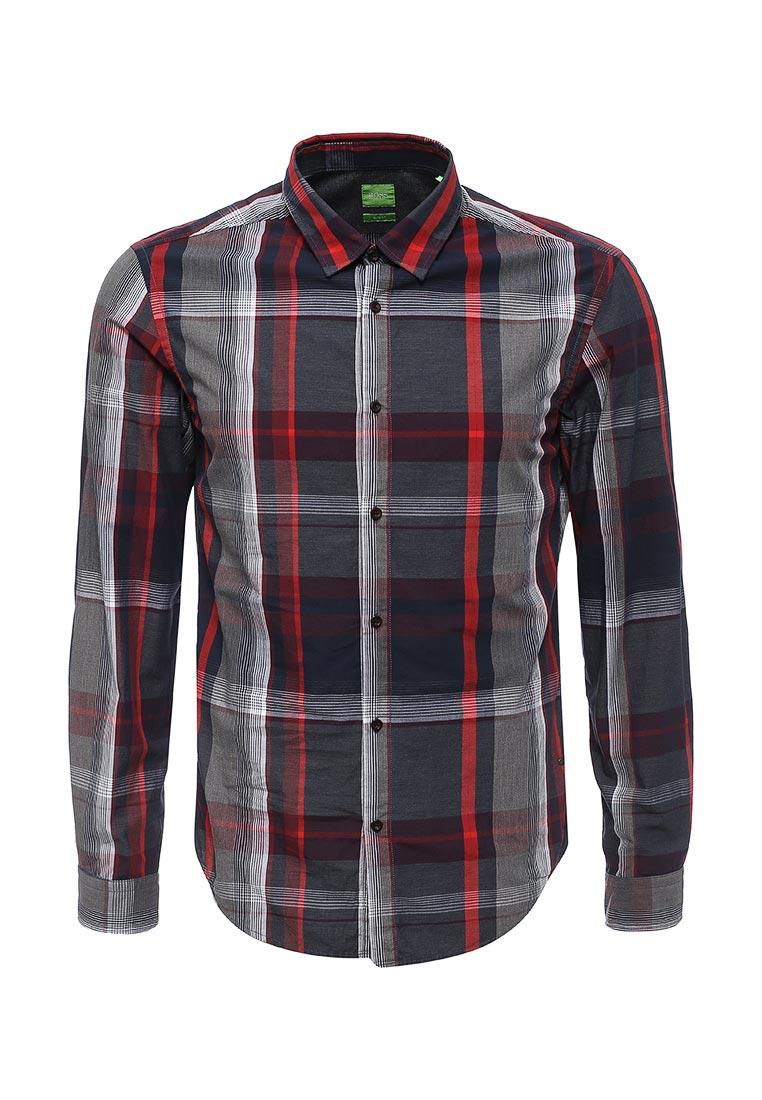 Рубашка с длинным рукавом Boss Green (Босс Грин) 50373237