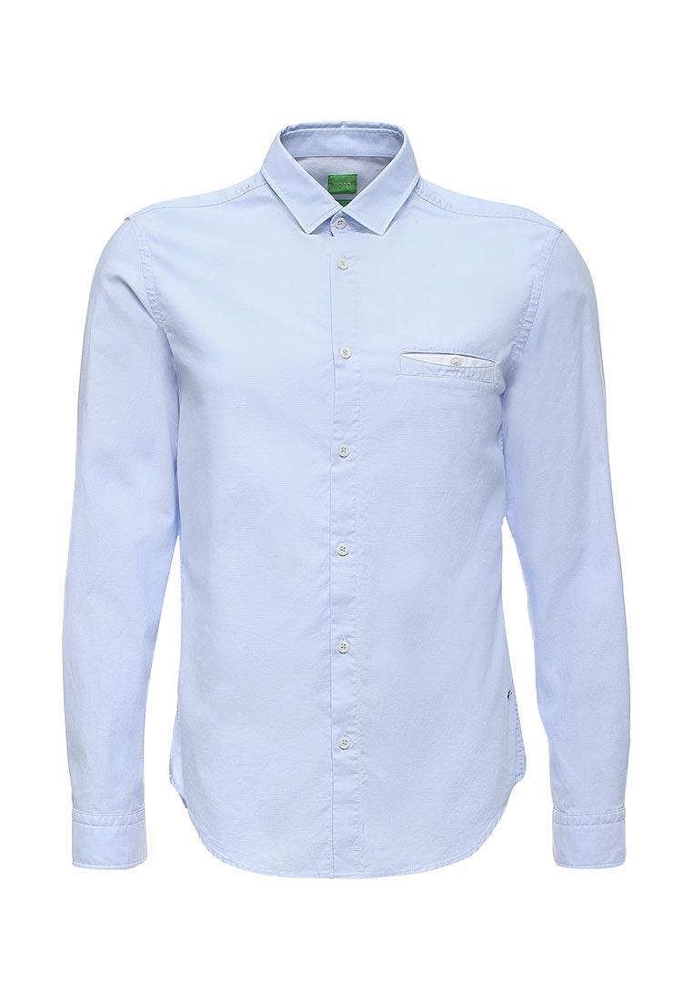Рубашка с длинным рукавом Boss Green 50373255