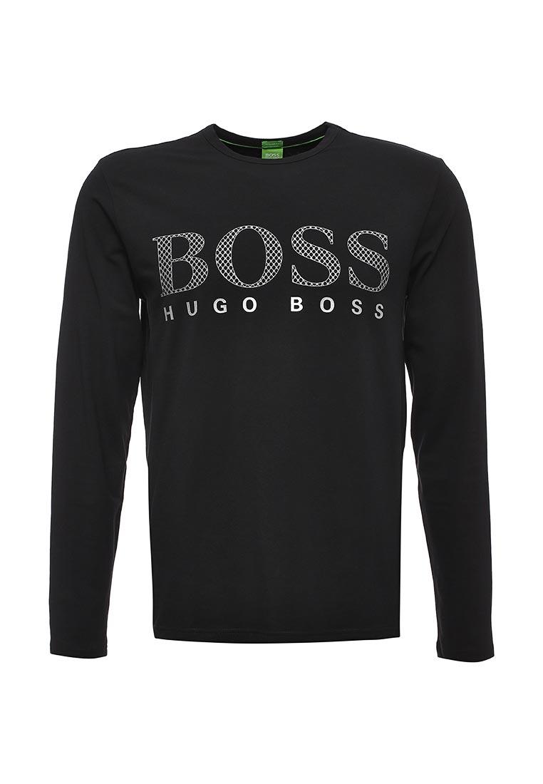 Футболка с длинным рукавом Boss Green 50372474