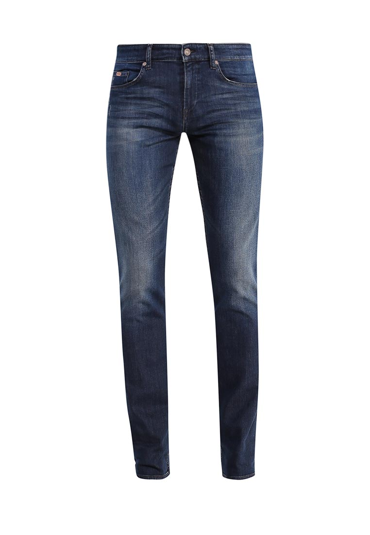 Зауженные джинсы Boss Green 50372903