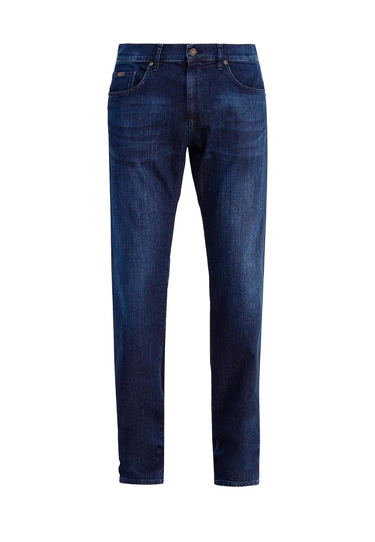 Мужские прямые джинсы Boss Green 50372784