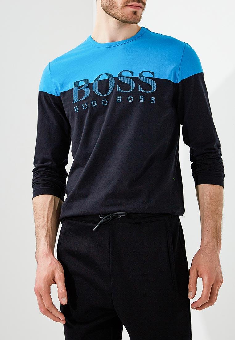 Футболка с длинным рукавом Boss Hugo Boss 50379163