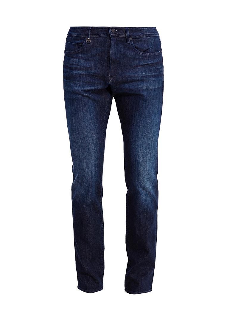 Зауженные джинсы Boss Green 50380182