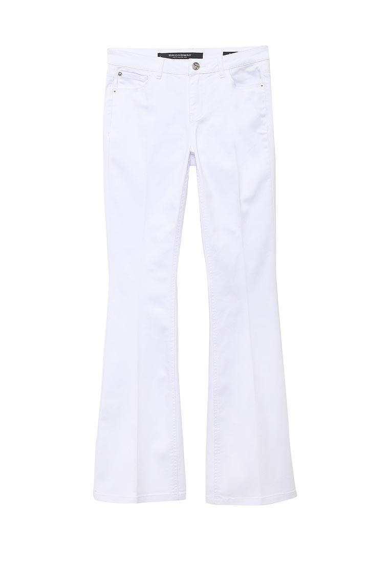 Широкие и расклешенные джинсы Broadway (Бродвей) 10156130: изображение 1