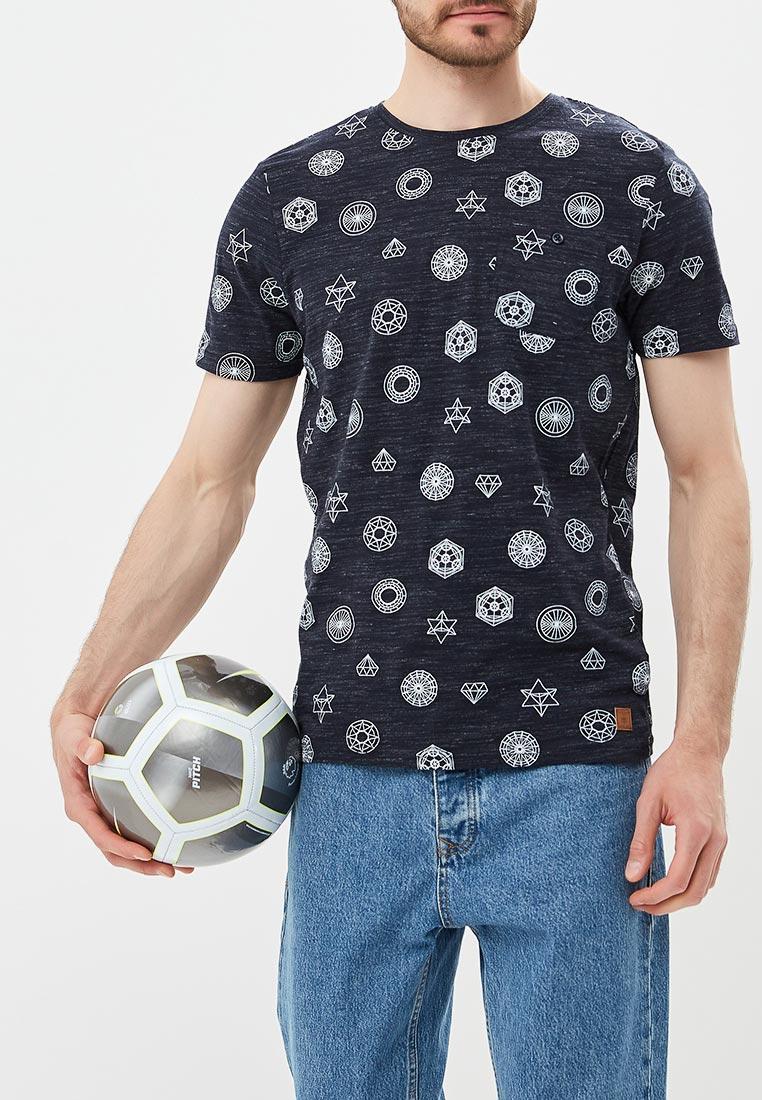 Футболка с коротким рукавом Brave Soul MTS-69PORTAL