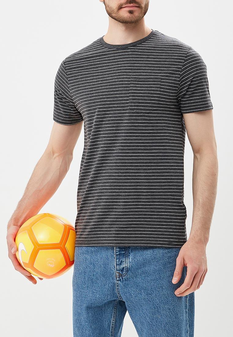 Футболка с коротким рукавом Brave Soul (Брейв Соул) MTS-69SPRINGS