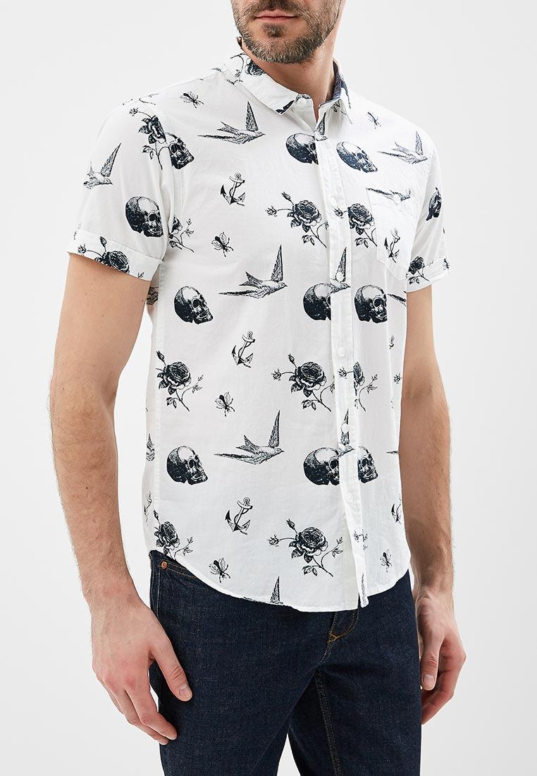 Рубашка с коротким рукавом Brave Soul MSH-273ANATOMY