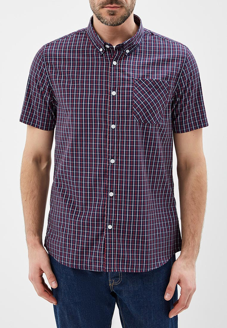 Рубашка с коротким рукавом Brave Soul (Брейв Соул) MSH-273BERLIOZ