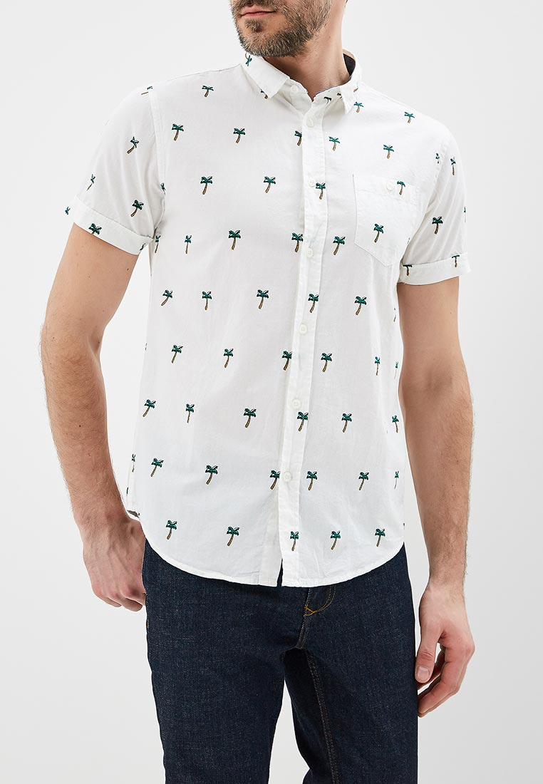 Рубашка с коротким рукавом Brave Soul MSH-273FISCHER