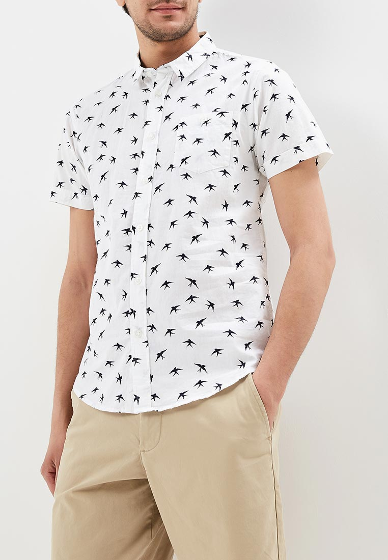 Рубашка с коротким рукавом Brave Soul MSH-273MIGRATE
