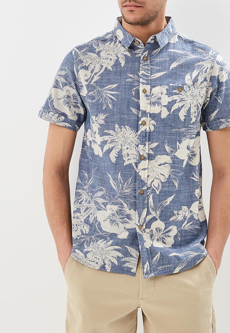 Рубашка с коротким рукавом Brave Soul (Брейв Соул) MSH-48BRONZE