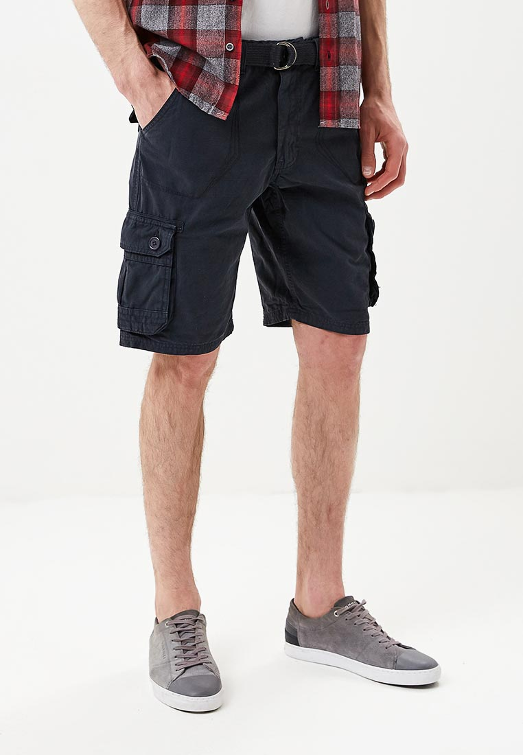Мужские повседневные шорты Brave Soul MSRT-ANCOTESB