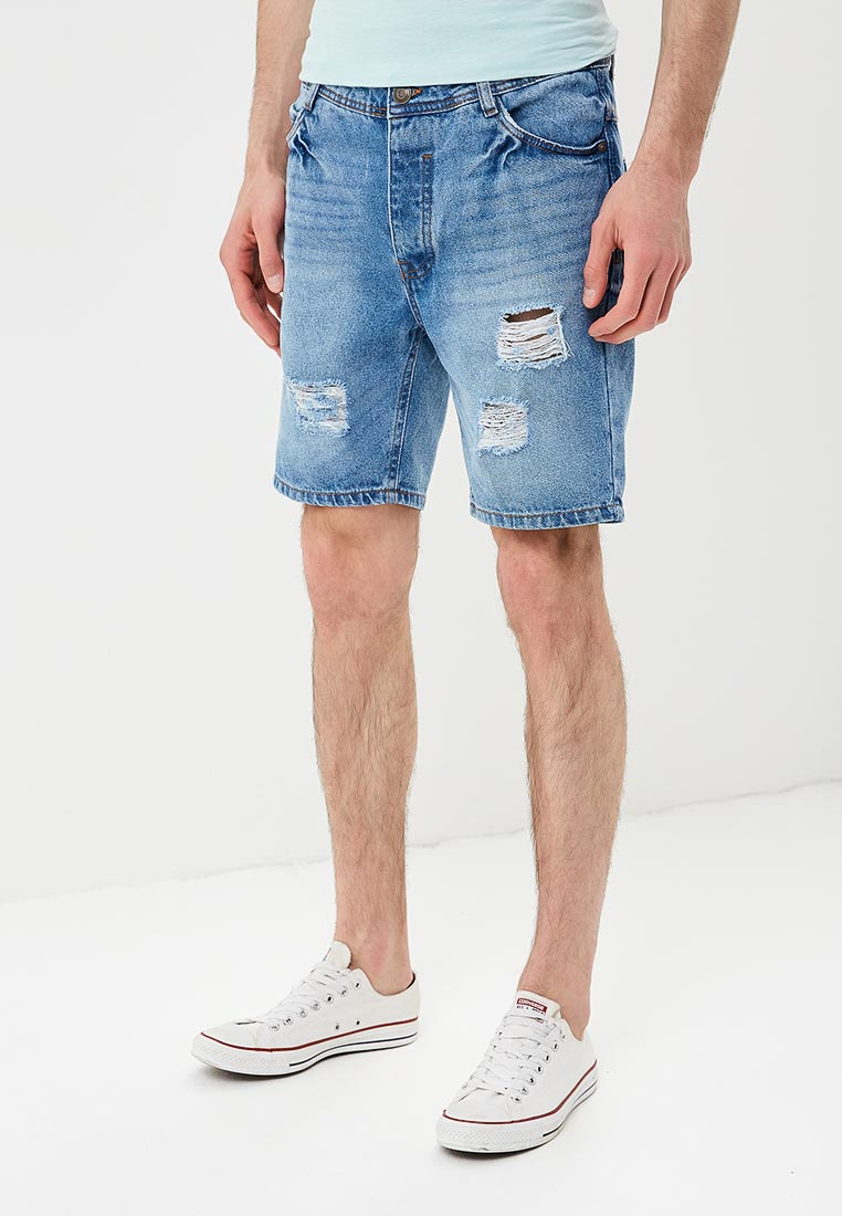 Мужские джинсовые шорты Brave Soul MSRT-GREGOR