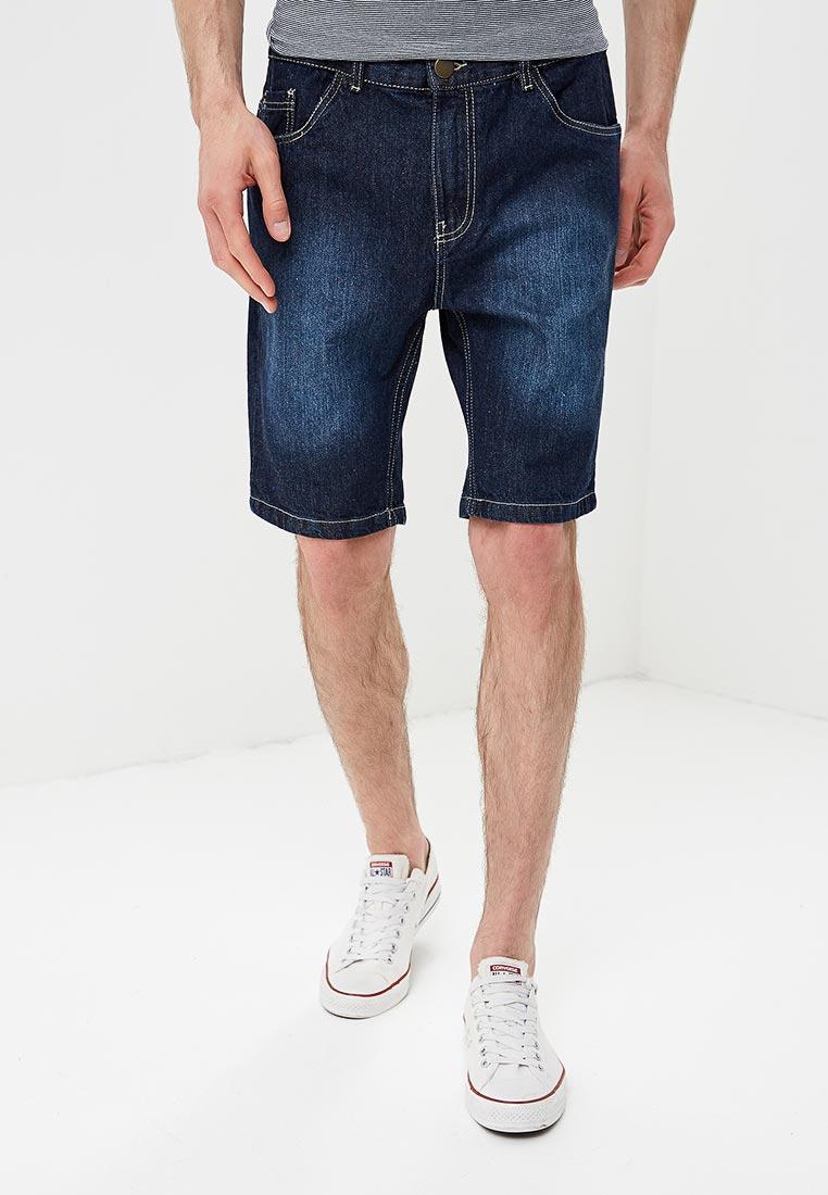 Мужские джинсовые шорты Brave Soul MSRT-UGANDADARK