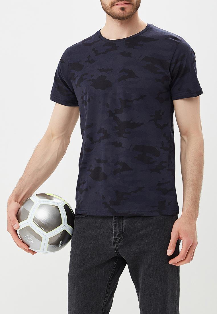 Футболка с коротким рукавом Brave Soul MTS-149DISGUISE
