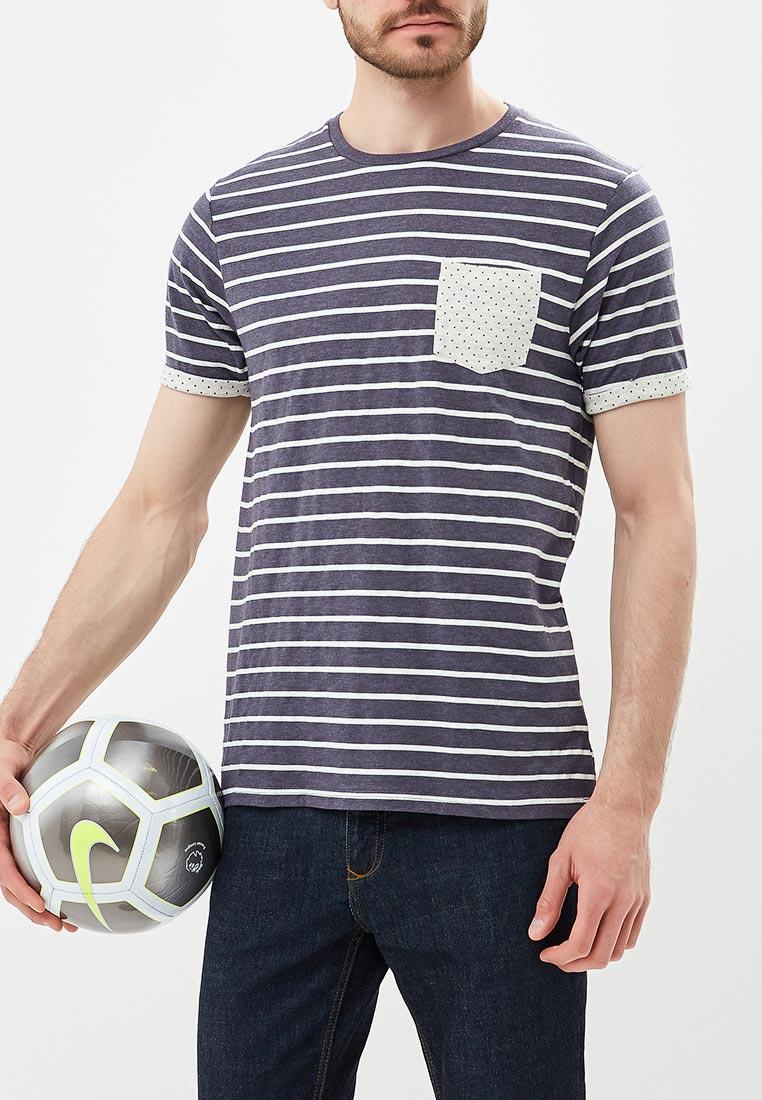Футболка с коротким рукавом Brave Soul MTS-149KIPLING