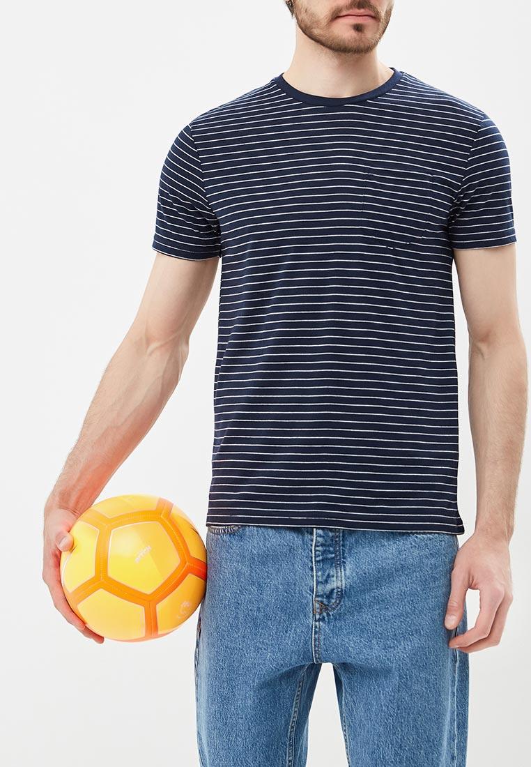 Футболка с коротким рукавом Brave Soul MTS-69SPRINGS