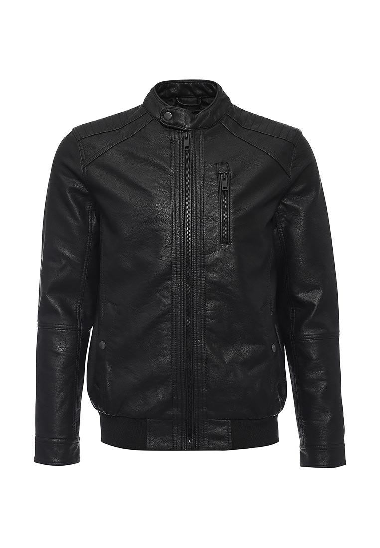 Кожаная куртка Brave Soul MJK-SALMANPU: изображение 1