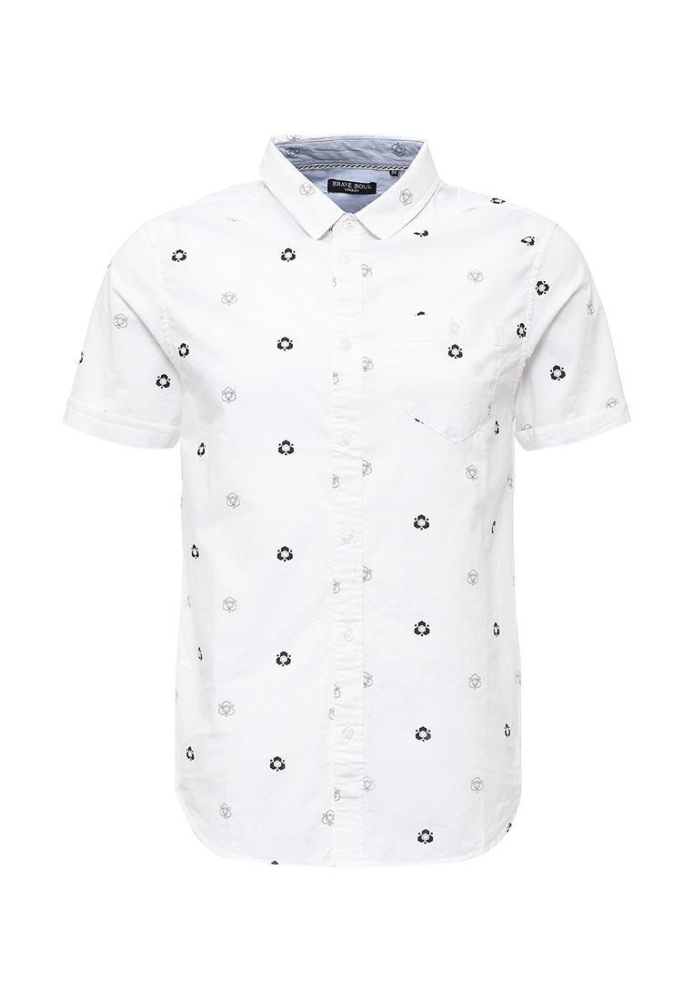 Рубашка с коротким рукавом Brave Soul MSH-48MONTE