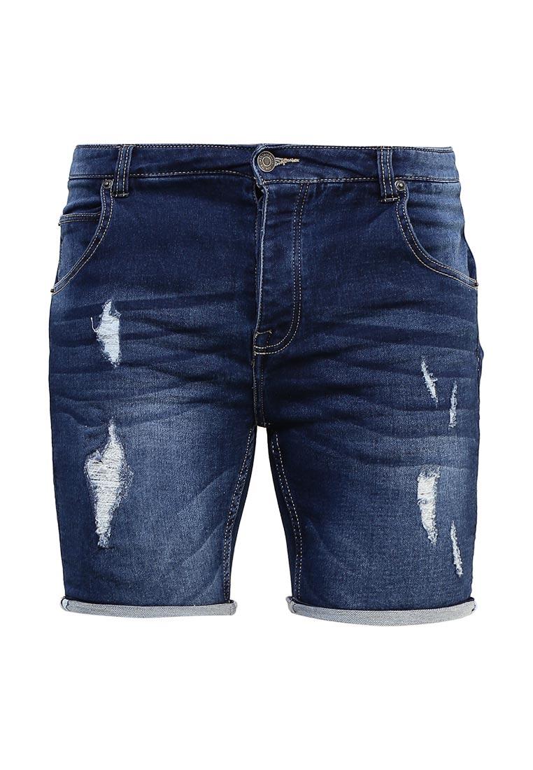 Мужские джинсовые шорты Brave Soul MSRT-LINCOLN