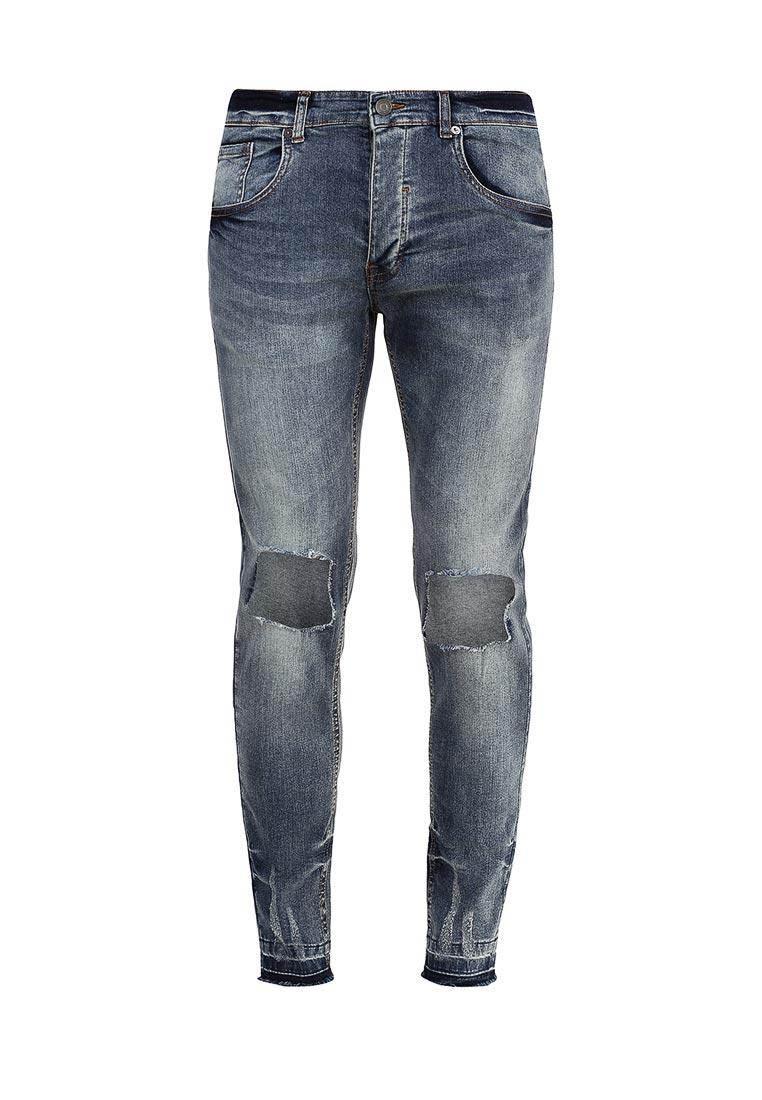 Зауженные джинсы Brave Soul MJN-KURTISRIP