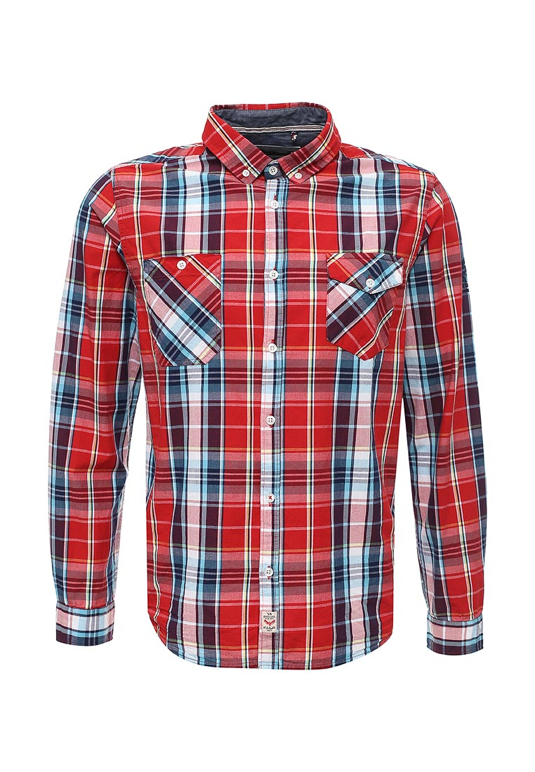 Рубашка с длинным рукавом Brave Soul (Брейв Соул) MSH-48BILL