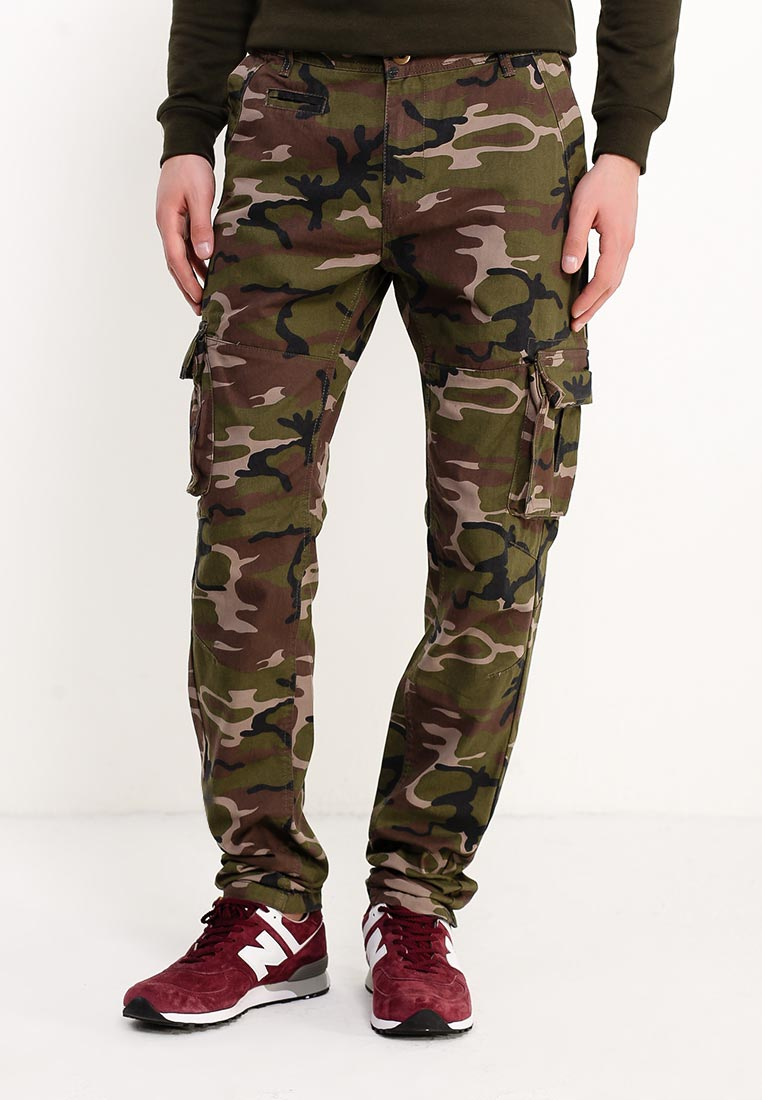 Мужские повседневные брюки Brave Soul MTR-ARMY