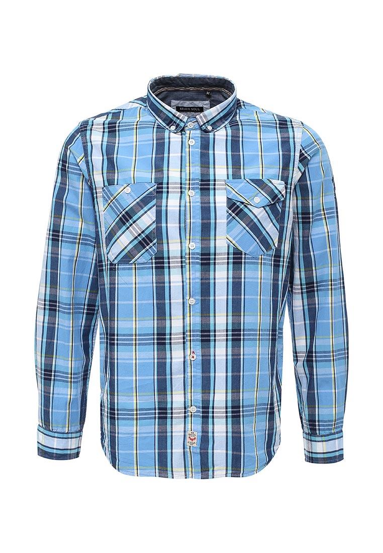 Рубашка с длинным рукавом Brave Soul MSH-48BILL