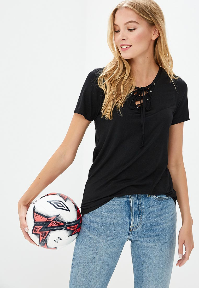 Футболка с коротким рукавом Brave Soul LTS-69NICCI