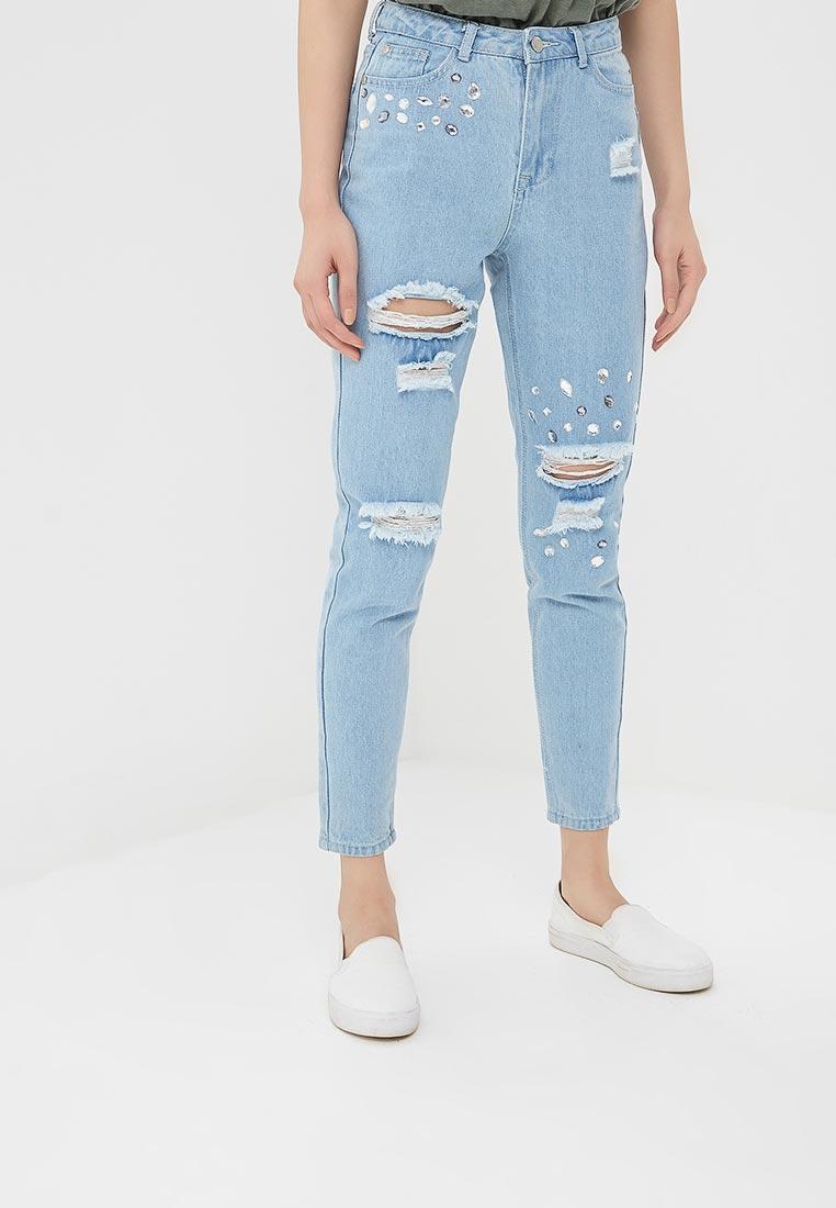 Зауженные джинсы Brave Soul LJN-340RENEE