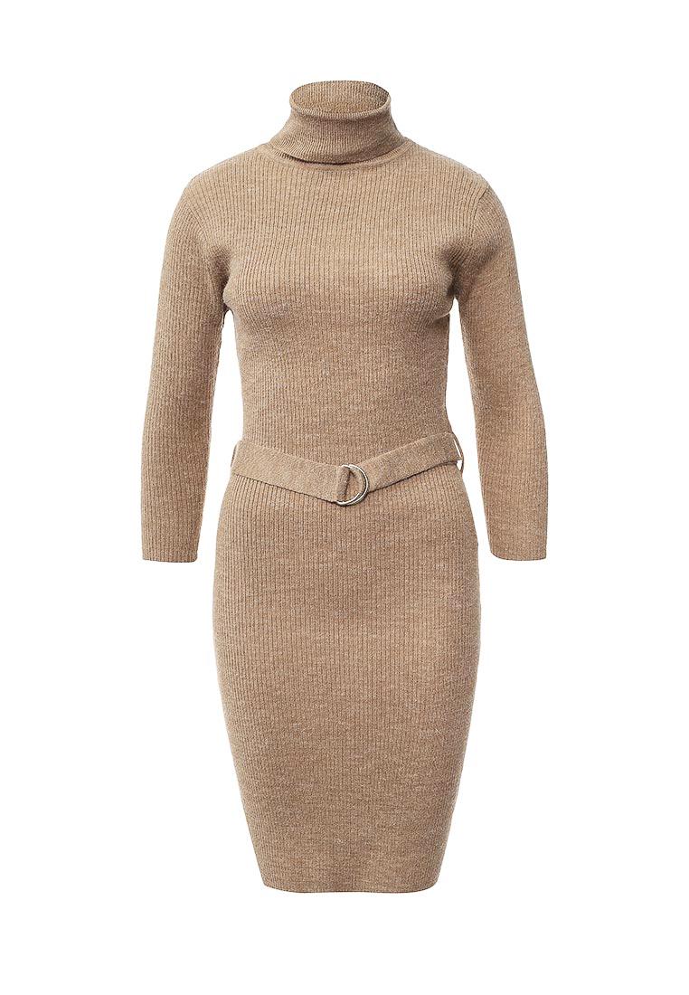 Платье-миди Brave Soul LK-249CARRIEA: изображение 1