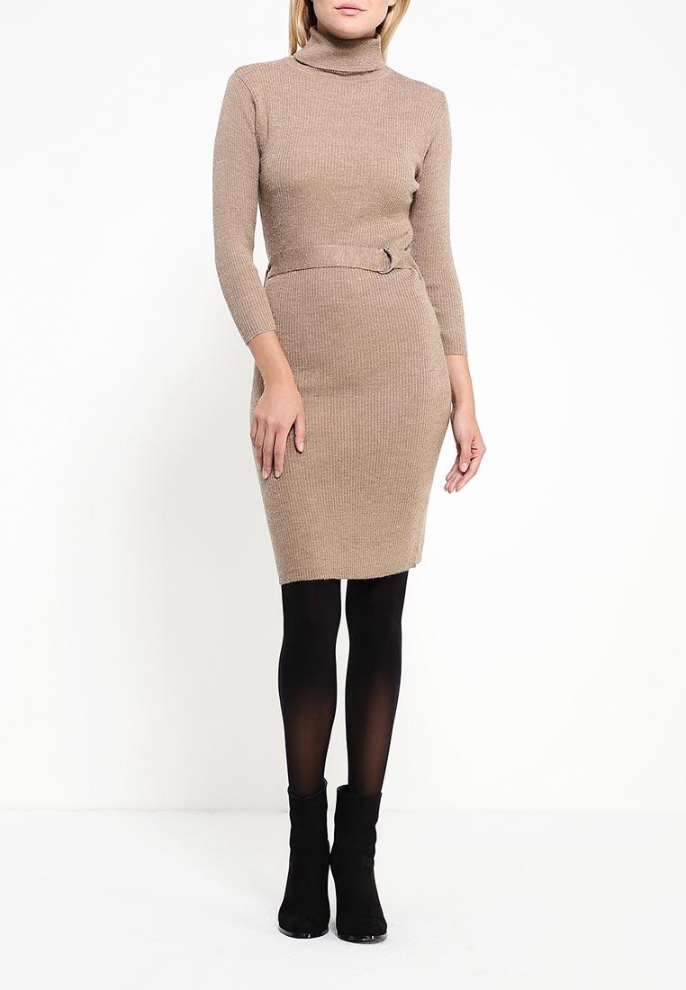 Платье-миди Brave Soul LK-249CARRIEA: изображение 2