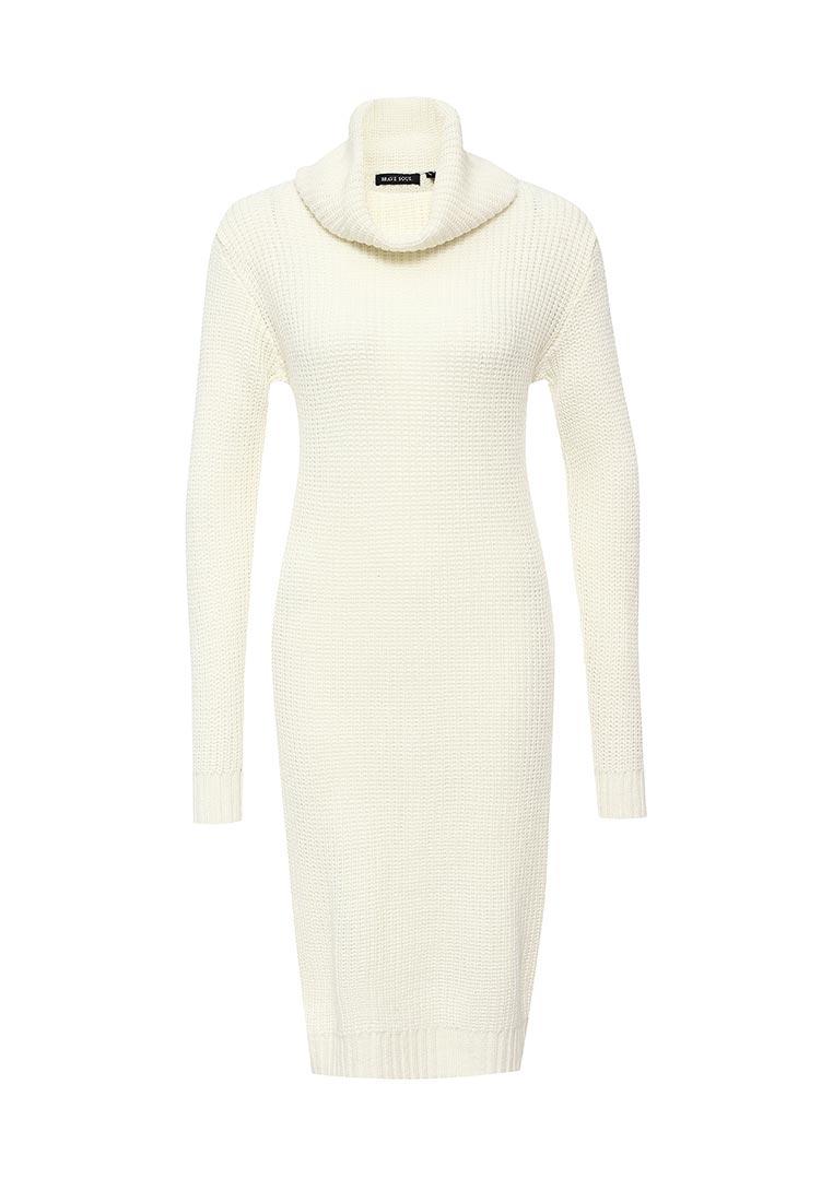Вязаное платье Brave Soul LK-249DONNA: изображение 5