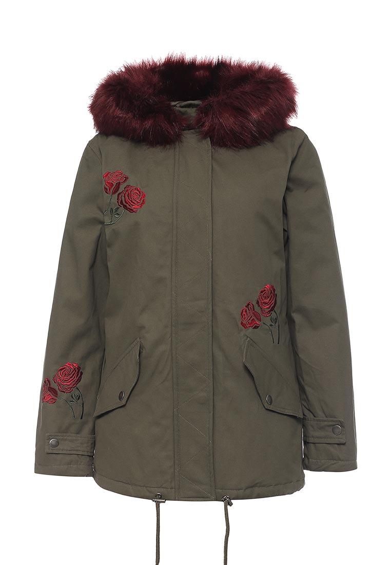 Утепленная куртка Brave Soul LJK-ROSETTA