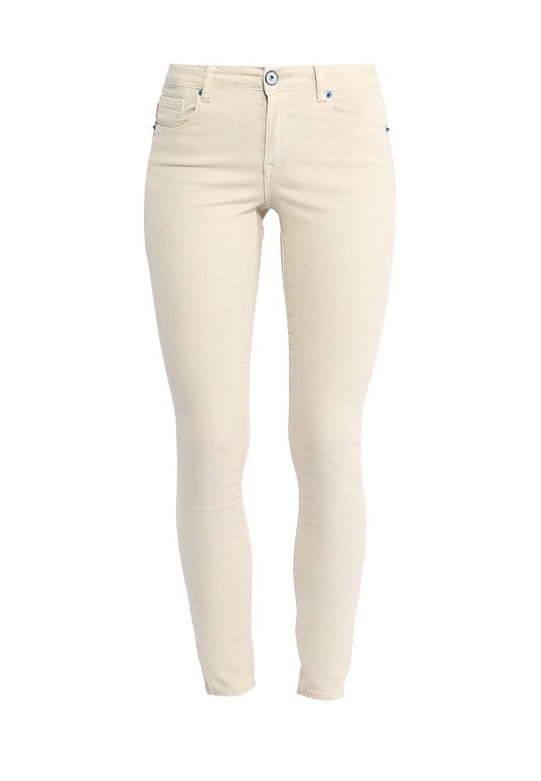 Женские зауженные брюки Brave Soul LJN-272NATBEIGE