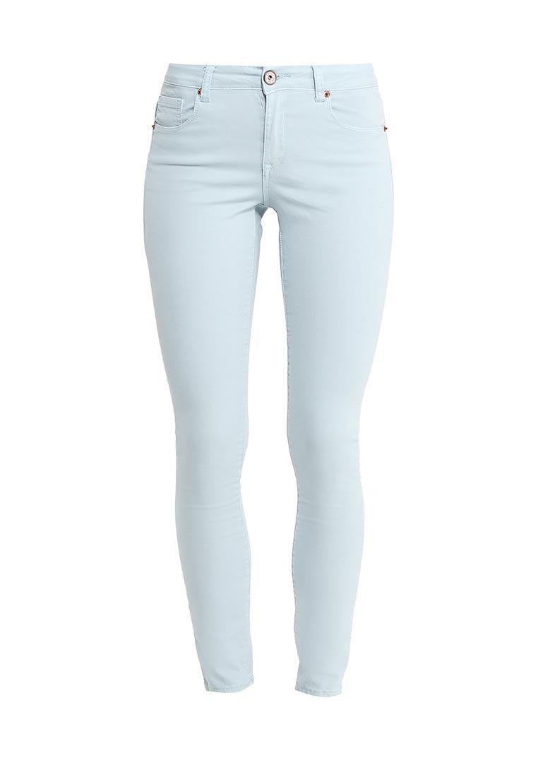 Женские зауженные брюки Brave Soul LJN-272NATBLUE