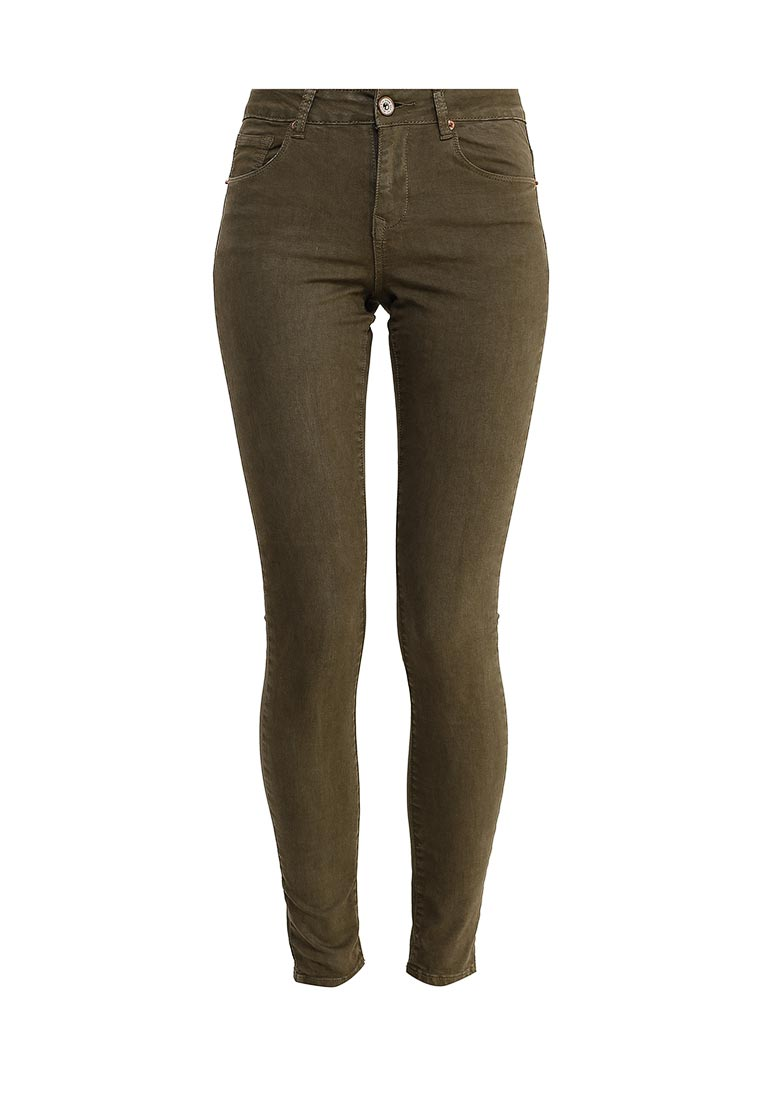 Женские зауженные брюки Brave Soul LJN-272NATKHA