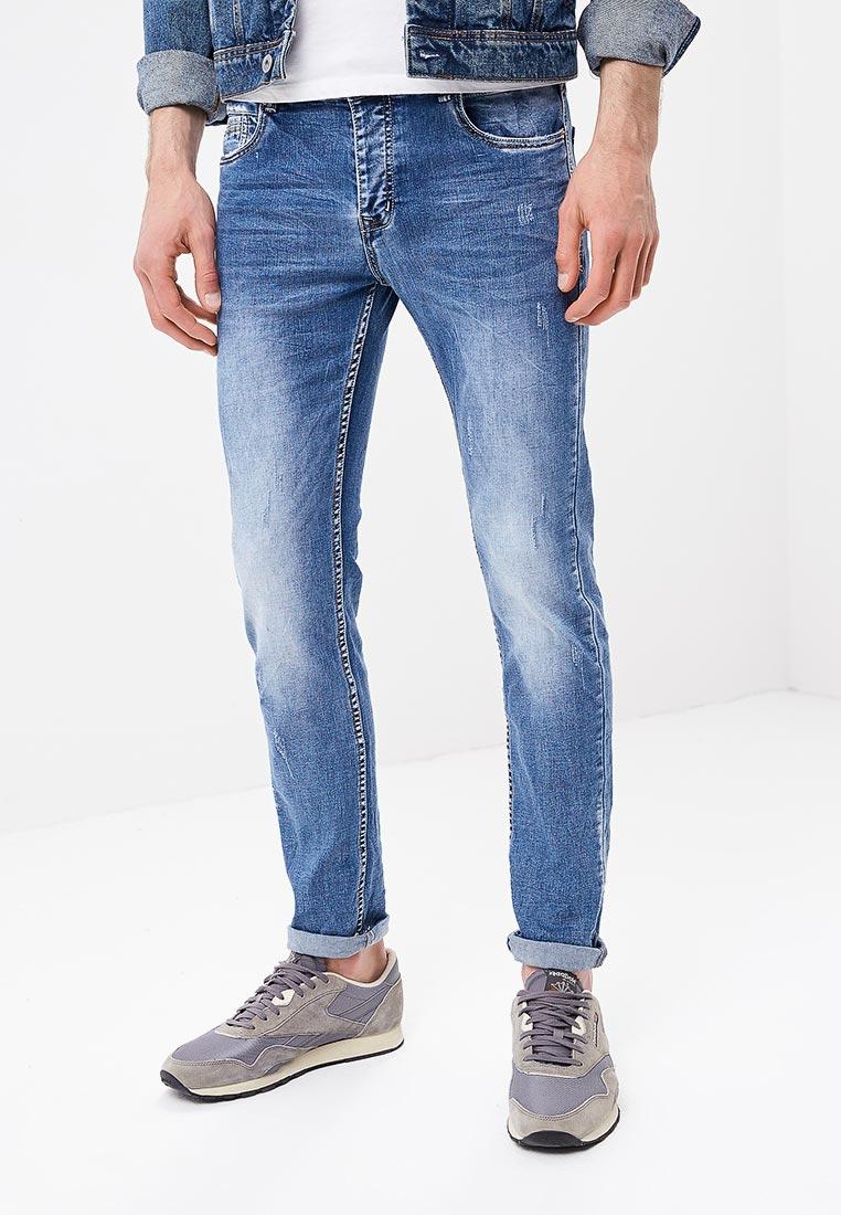 Зауженные джинсы Bruebeck 88800