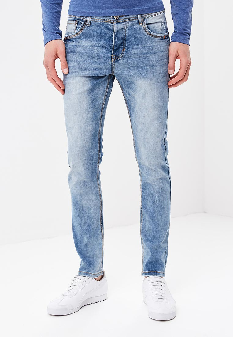 Зауженные джинсы Bruebeck 88890