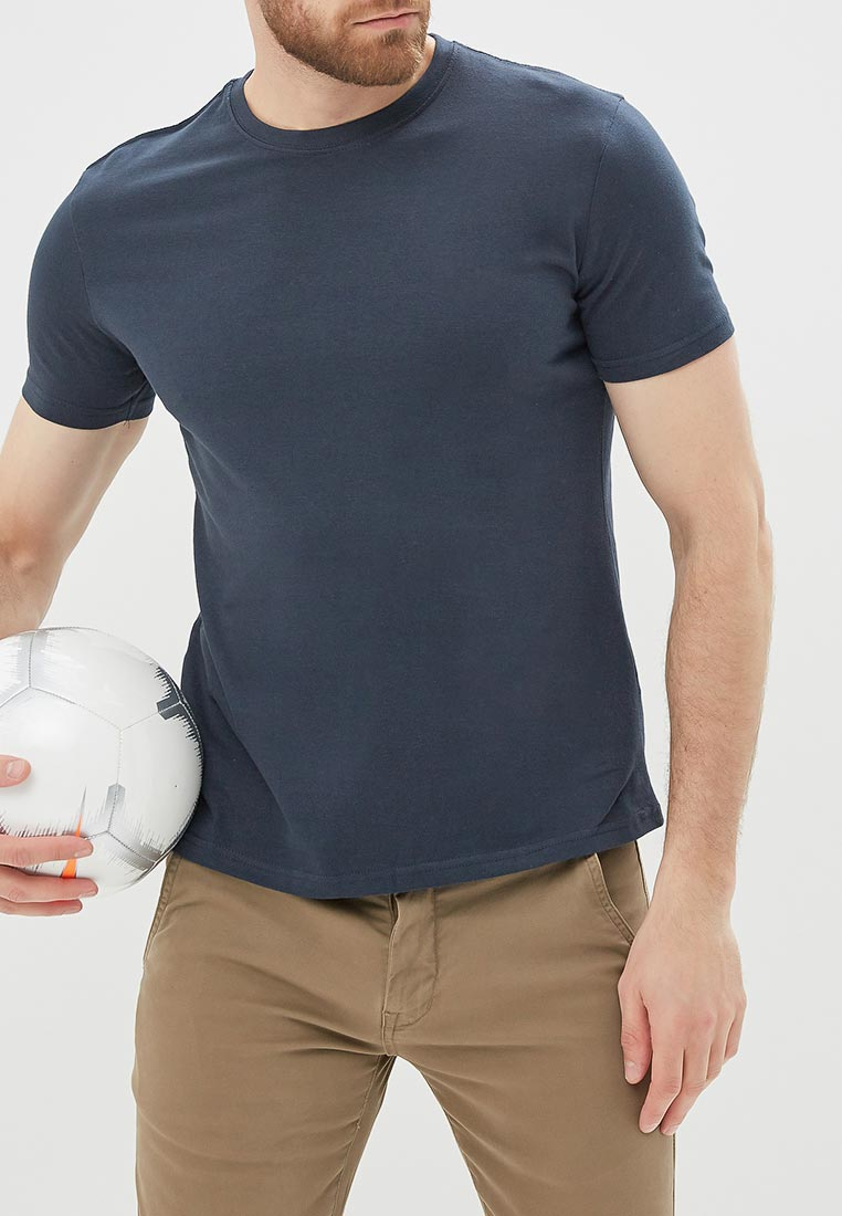 Футболка с коротким рукавом Bruebeck 69953
