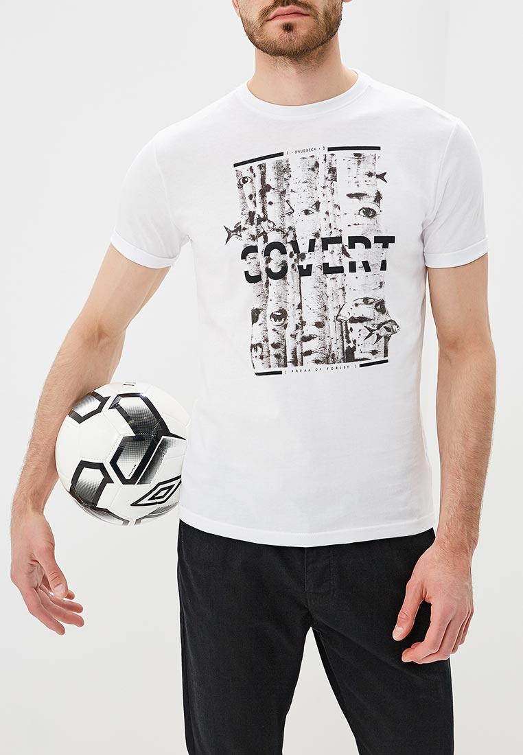 Футболка с коротким рукавом Bruebeck 88380