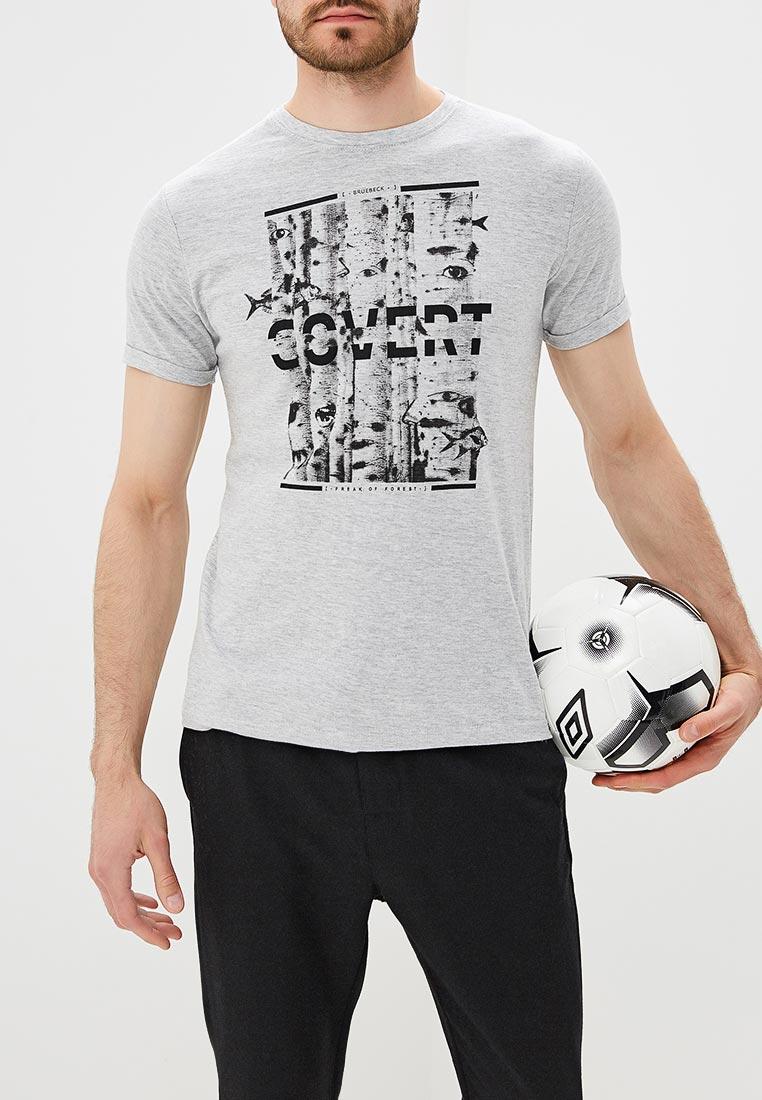 Футболка с коротким рукавом Bruebeck 88381