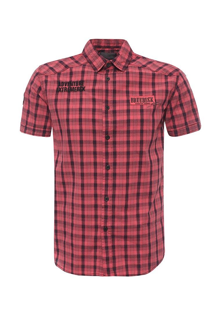 Рубашка с коротким рукавом Bruebeck 70761